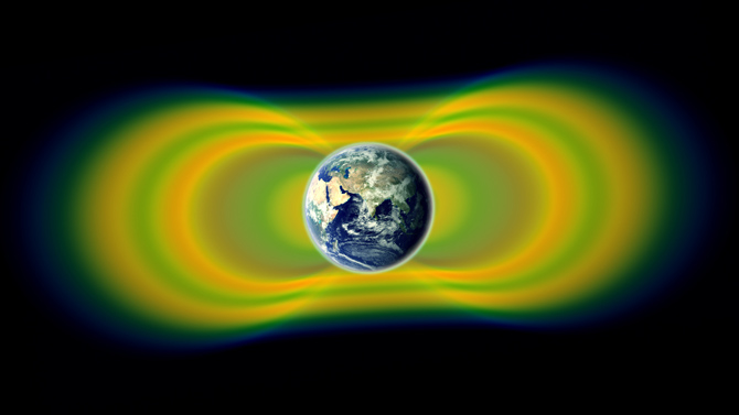 Earth's third Van Allen Belt
