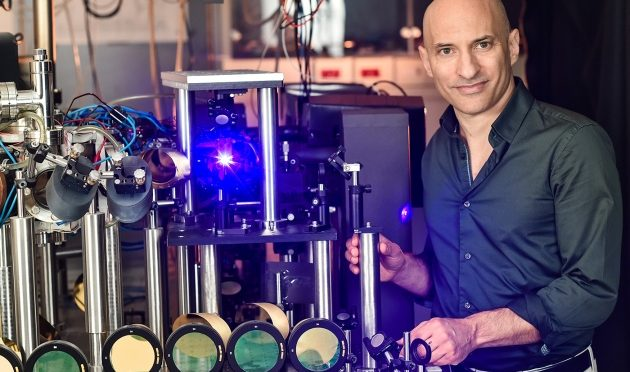 Photo of Jeff Steinhauer. Credit: Nitzan Zohar, Office of the Spokesperson, Technion